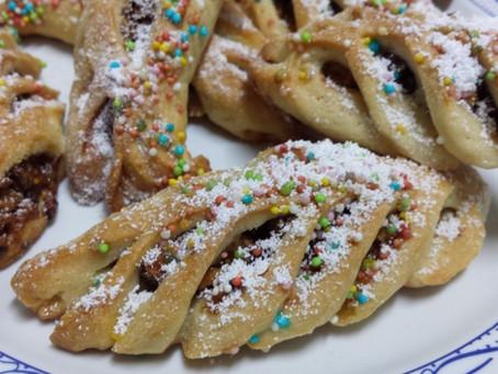 """Biscotti di fico, ovvero: """"Li cosi duci"""" (ricetta)"""
