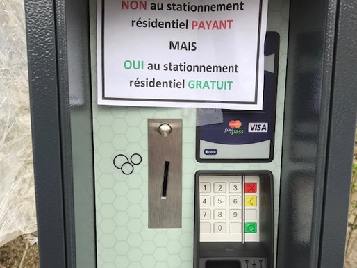 Stationnement payant à Vaucresson: