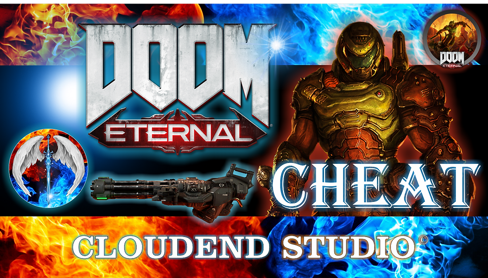 cloudend studio, Doom Eternal, Doom, Doom Eternal codes, Doom Eternal Tricks, Doom Eternal Trainer, Doom Eternal Mods, Doom Eternal Cheats, cheats trainer, super cheats, cheats, trainer, codes, mods, tips, steam, pc, cheat engine, cheat table, save editor, free key, tool, game, dlc, 100%, FearlessRevolution, wemod, fling trainer, mega dev, mega trainer, rpg, achievements, cheat happens, читы, 騙す, チート, 作弊, tricher, tricks, engaños, betrügen, trucchi, news, ps4, xbox, Youtube Game, hack, glitch, walkthrough, fps, shooter,