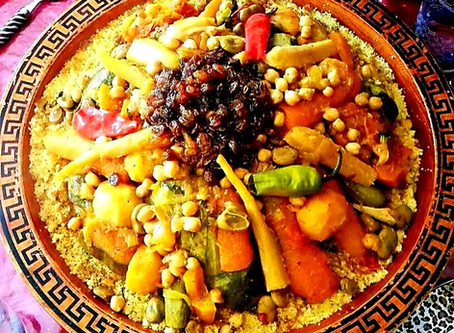 8 Moroccan Food You Must Try When Traveling to Morocco