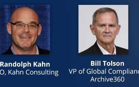 Archive360 and Kahn Consulting, Inc.