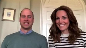 Coronavirus: Royal couple say lockdown 'stressful' on mental health