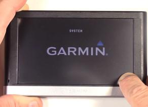 Garmin lock ups and struggling to acquire satellite?