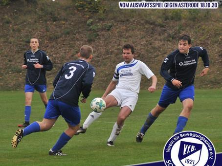 Bilder der 2.Mannschaft vom Spiel gegen SG Asterode/Christerode/Olberode