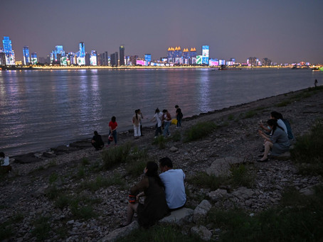 Hope, Fear and Grief: Wuhan After the Lockdown Ends.