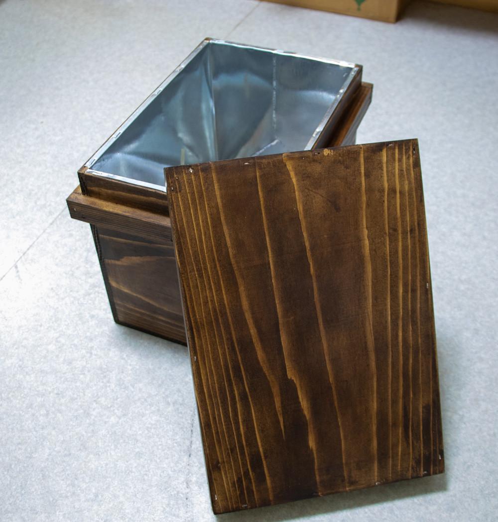 アンティーク茶箱