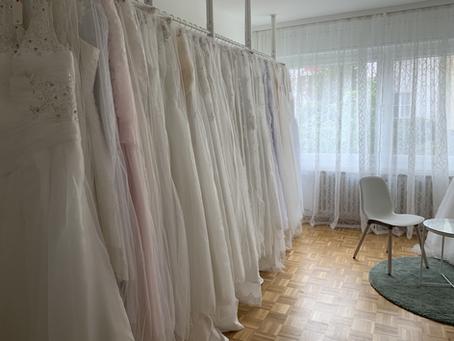 Unser neues Brautstudio