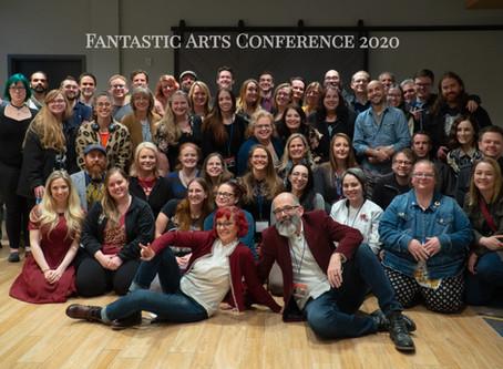 Fantastic Arts Conference 2020