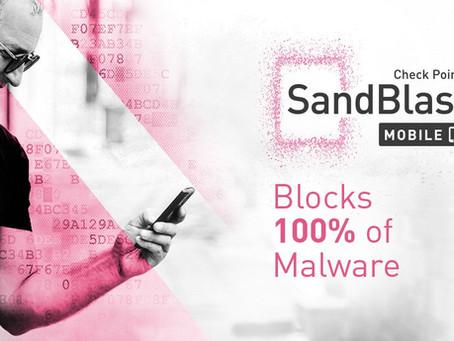Checkpoint introducing: SandBlast Mobile 3.0