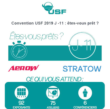STRATOW à la convention USF