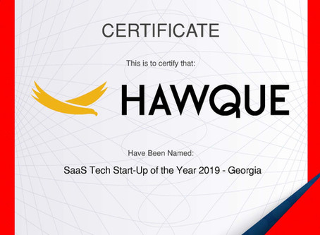 SaaS Tech Start-Up of the Year 2019 – Georgia