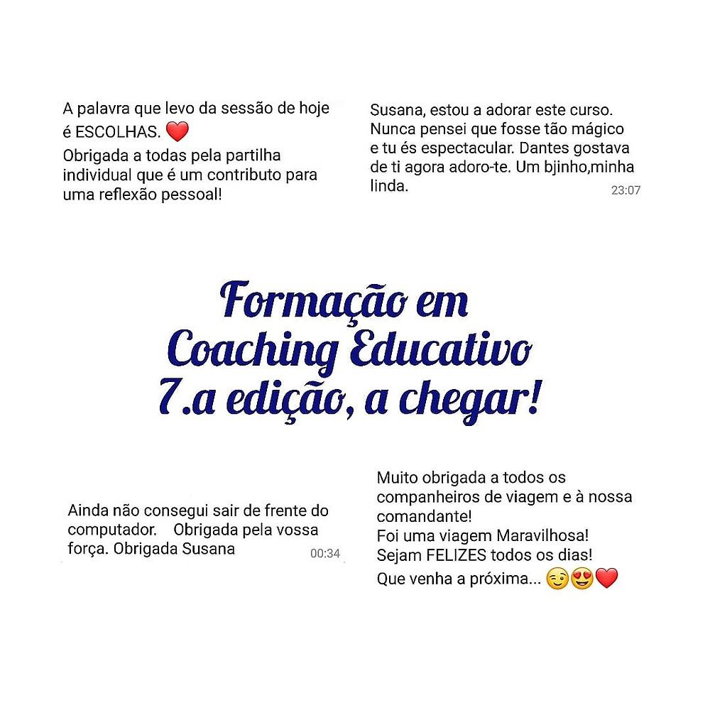 #formacaocoachingeducativo #novasdatasjaneirofevereiro