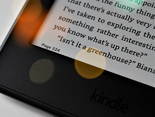 Library Tip of the Week: Kindles