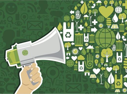 Fazer EcoMarketing requer responsabilidade e exemplo!