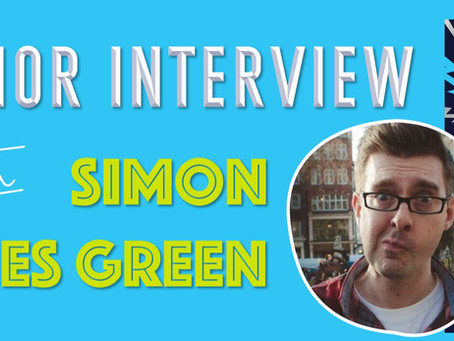 Author Interview with Simon James Green
