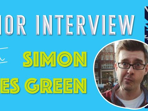Author Interview with Simon James Green