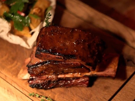 How to make Smokey Beef Ribs