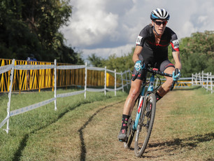 Race Report: UCI Deschutes Go Cross - the first race out of the gates
