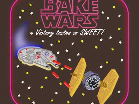WATCH: Bake Wars Episode V - The Emperor Bites Back (Age 5-7s class)