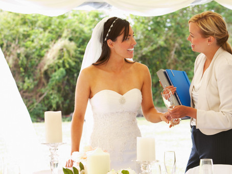 If Finances and Time Allow....Why Now is the Ideal Time to Study to Become a Wedding Planner