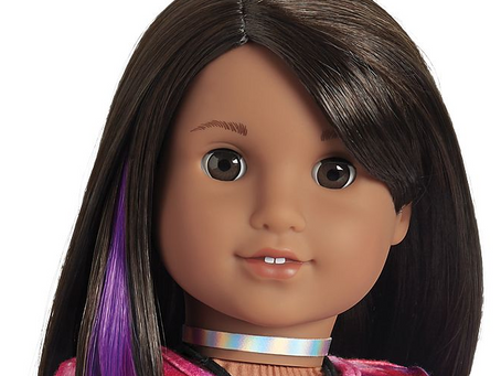 Doll of the Week: Luciana!