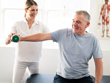 Exercise as Therapy - Workshop