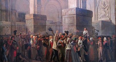 22 de setembro: proclamação da Primeira República Francesa