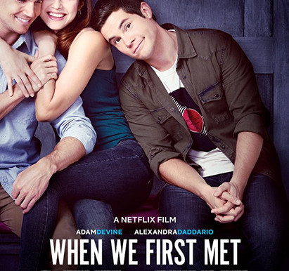 When We First Met Netflix film review