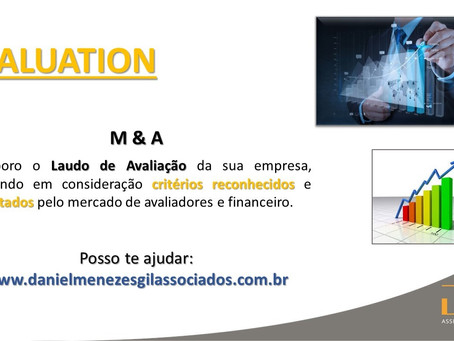Valuation - Valor da sua empresa