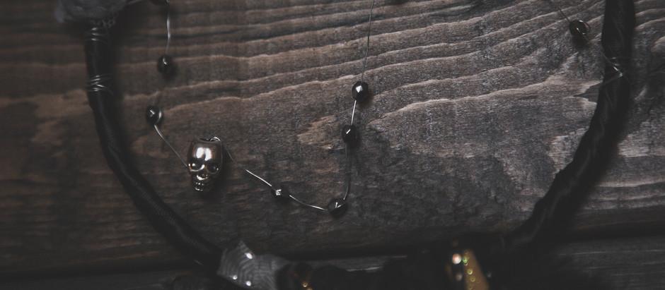 Special Order Scorpio Skull Dream Catcher