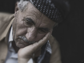 Les ravages du grand-âge (fiction/réflexion)