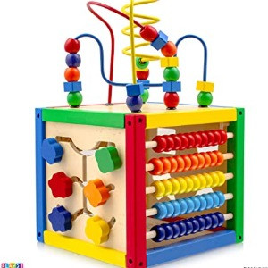 Bead Mazes - for toddlers