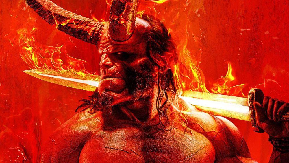 Hellboy movie review UK