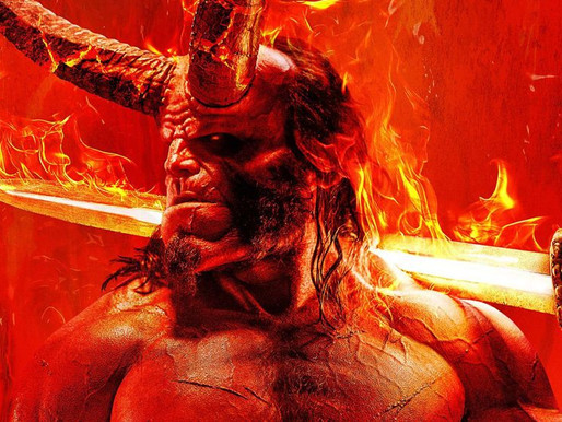 Hellboy film review