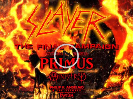 SLAYER - The Final Campaign