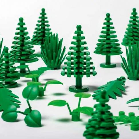 LEGOs to Begin Selling Plant-Based Bricks