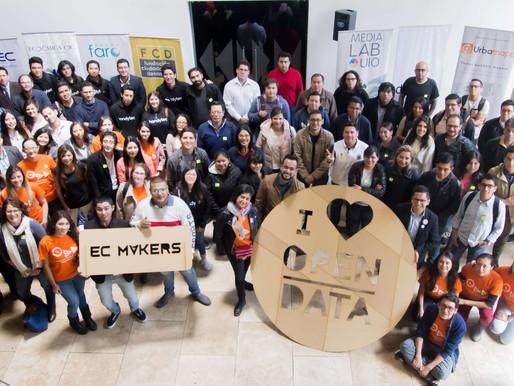 La participación de los jóvenes y los datos abiertos