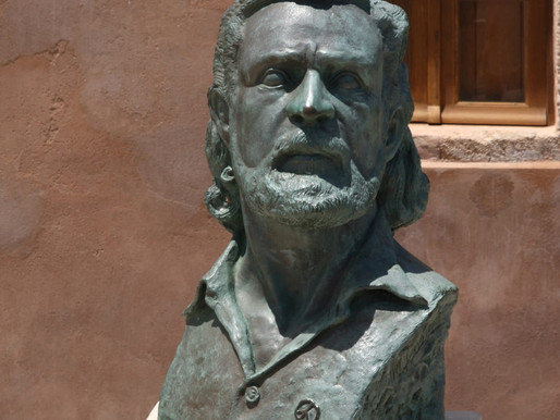 Yiannis Ritsos | Greek Poet