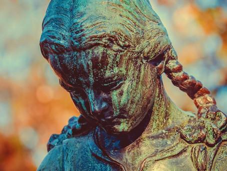 The Sacred Art of Falling Apart