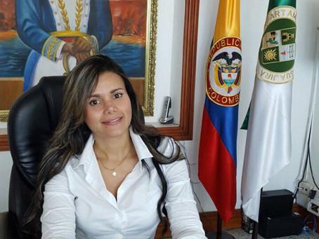 Alexa Henríquez es la nueva alcaldesa de Riohacha