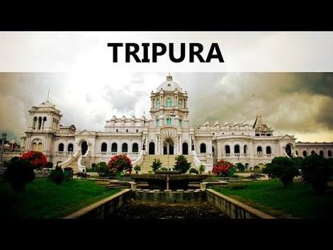 Tripura: Where Culture Meets Nature.