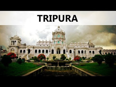 Tripura: Where Culture Meets Nature.