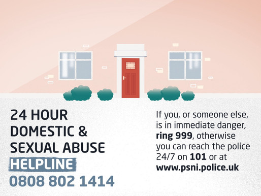 Domestic & Sexual Abuse Helplines