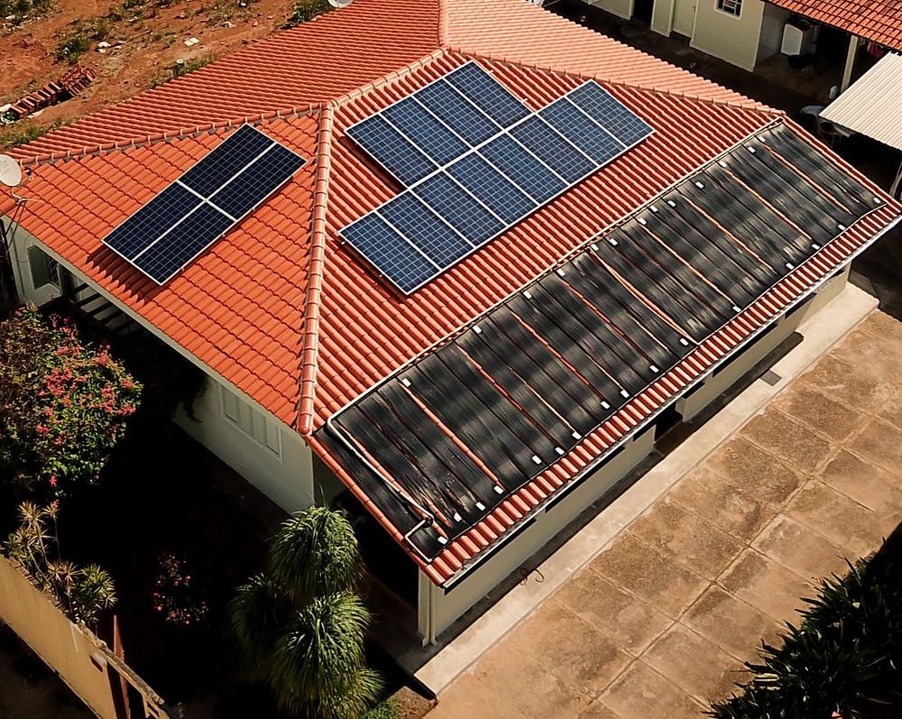 Empresa de energia solar fotovoltaica