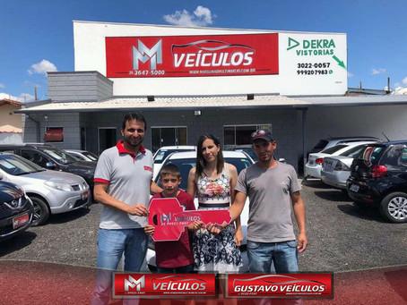 Parabéns Fernanda, Denis e Cristiano!!