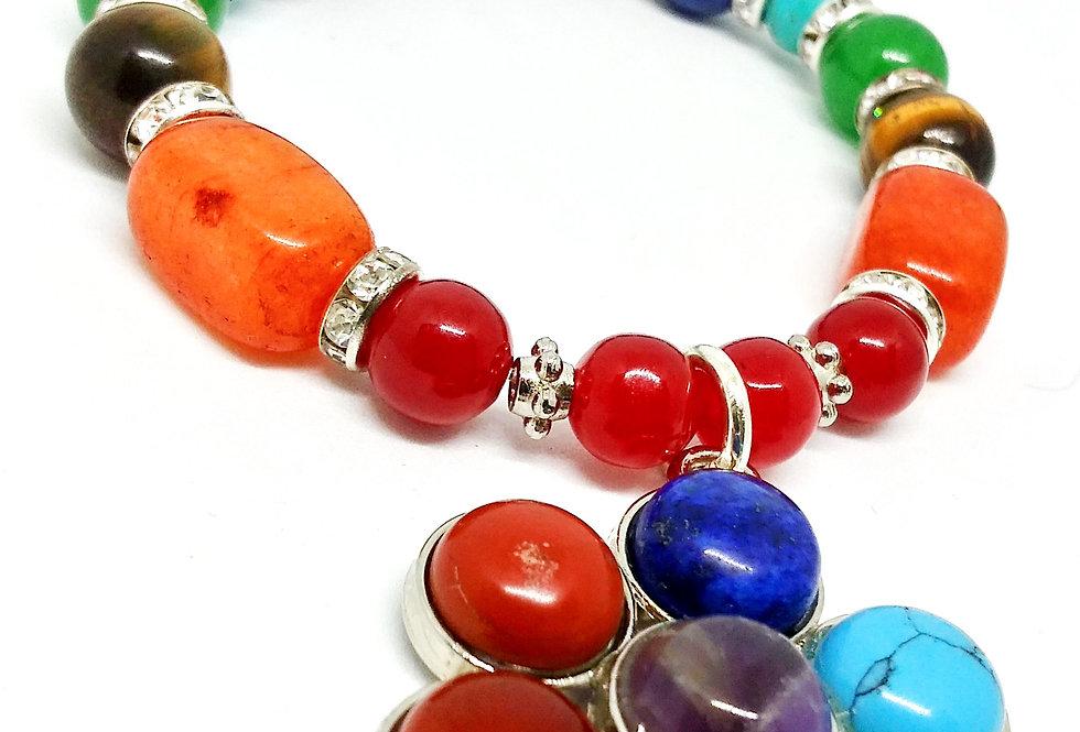 Reiki Energy Chakra Bracelet