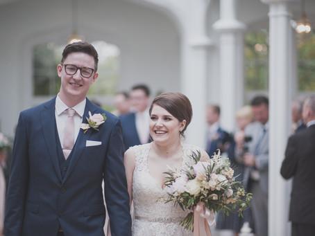 Emily & Sean at St Audries Park, Quantock wedding, Somerset Wedding.