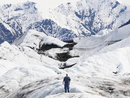 America's Largest Glacier Accessible By Road - Alaska's MATANUSKA GLACIER