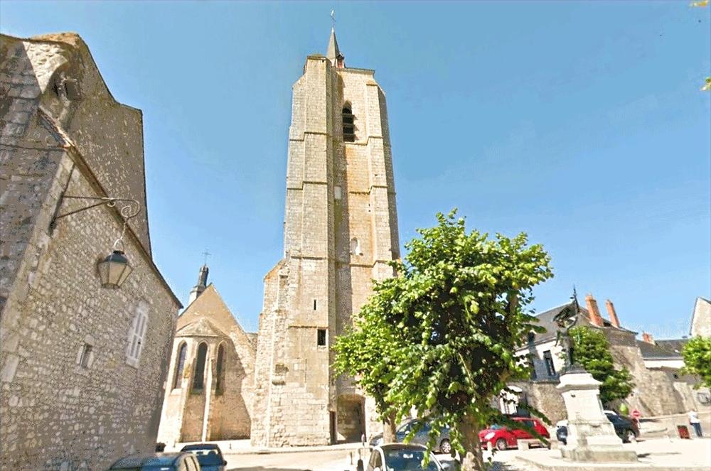visite Clocher Saint Firmin Beaugency