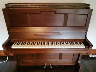 【《ピアノを聴く動画》使用ピアノ紹介】第27回西川ピアノ アップライトピアノ(ウェスタン)
